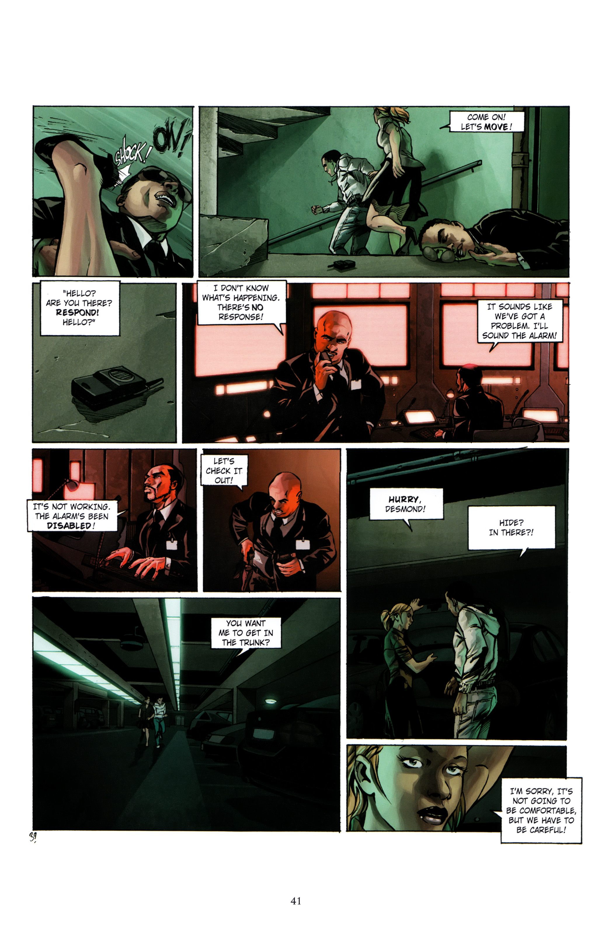Read online Assassin's Creed (2012) comic -  Issue #1 - 45