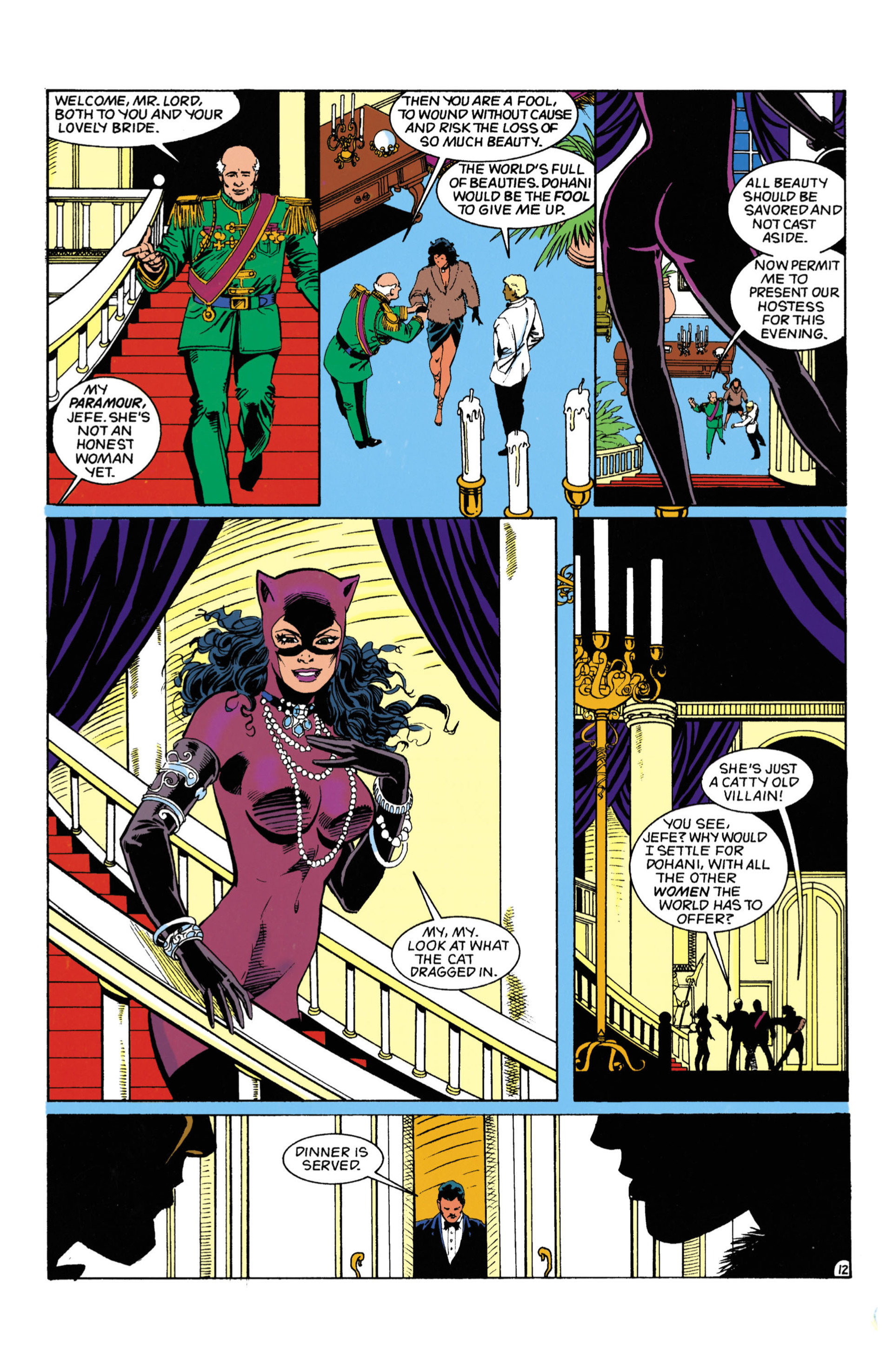Catwoman (1993) Issue #4 #9 - English 13