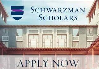 Schwarzman Scholars One Year Master Degree at Tsinghua University, Beijing