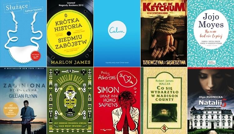 Top 10: książki na ponure wieczory