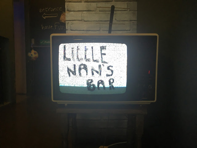 Little Nan's Bar Dalston