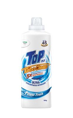 #TOPTurboClean