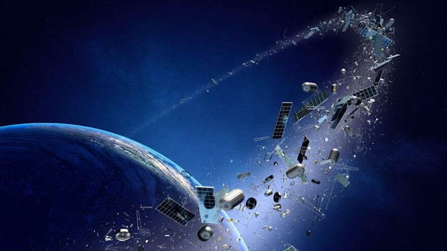 NASA: EEUU produce la mayor cantidad de basura espacial