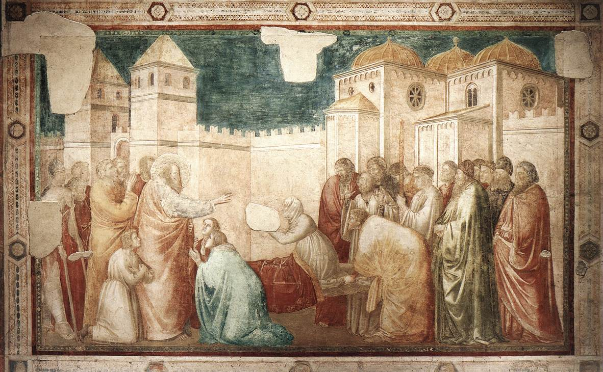 The History of Painting in Florence: Giotto and the ...