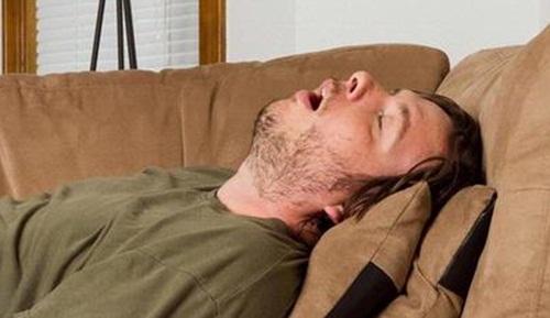 cara mengtasi tidur ngorok