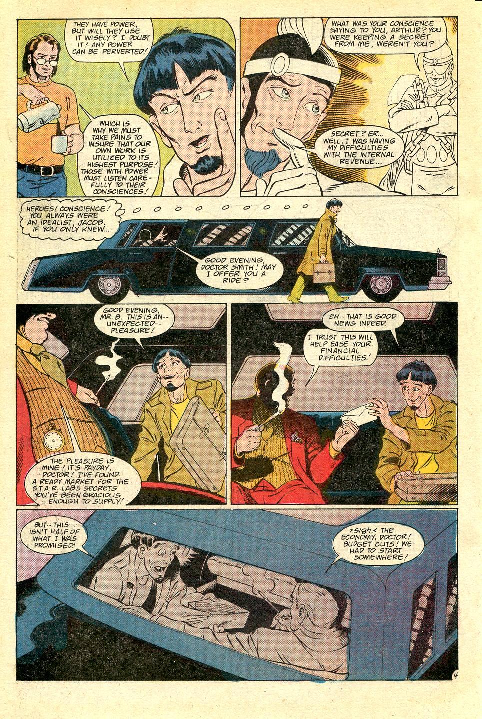 Read online Secret Origins (1986) comic -  Issue #37 - 26
