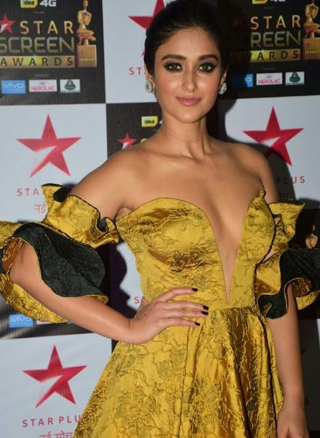Ileana At Star Screen Awards