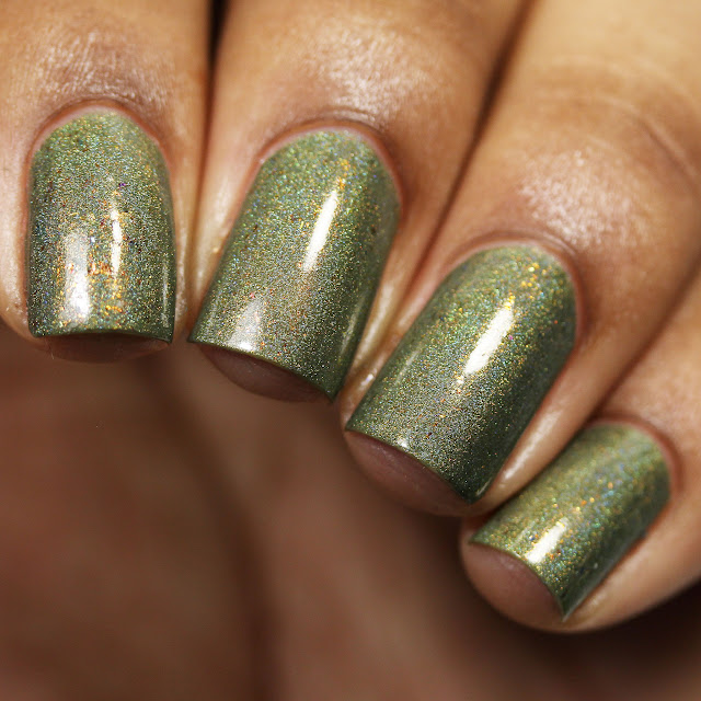 Great Lakes Lacquer It's Treasure, Savvy