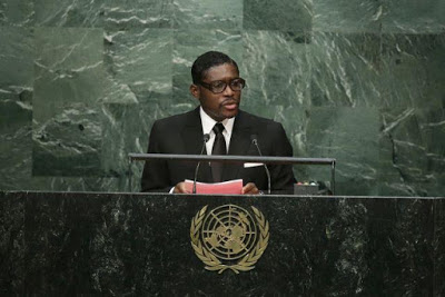 French prosecutor wants the son of Equatorial Guinea's President jailed for embezzling $115m from his country