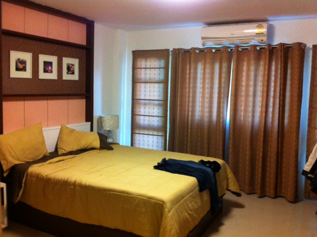 Accommodation in Lampang, Thailand