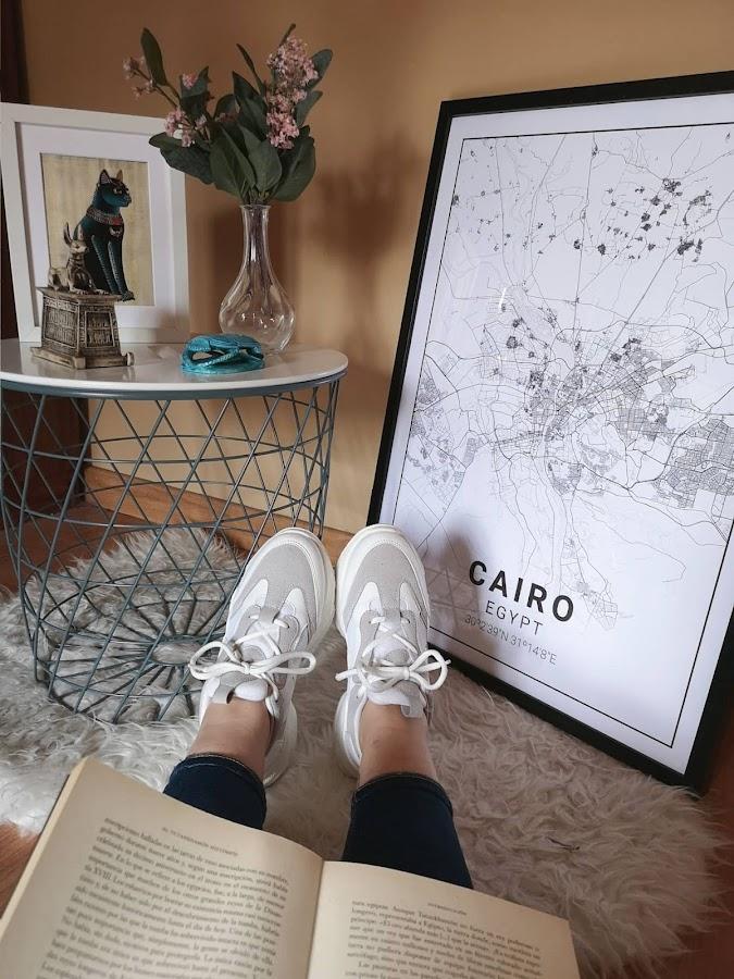 Mapa Cairo Mapness