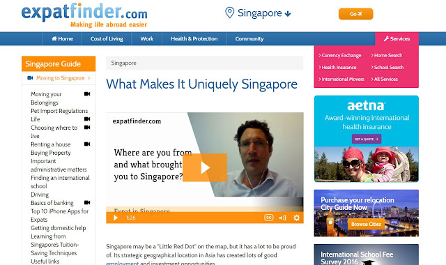 bowdywanders.com Singapore Travel Blog Philippines Photo :: Singapore :: Expat Interviews - ExpatFinder.com: Bowdy Sharing Insights About Singapore