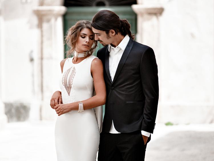 abiti da sposa 2019