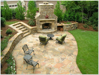 Stamped Concrete Patio Pros And Cons