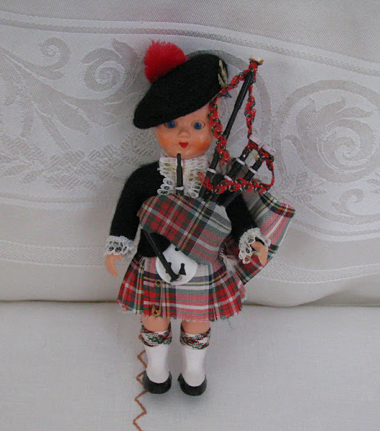 Shortbread & Ginger Pipers Home