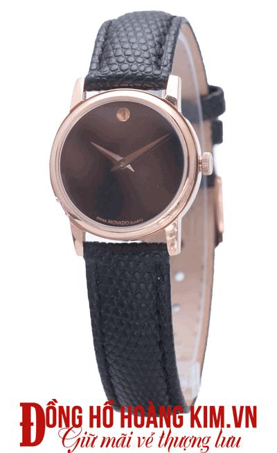 đồng hồ nữ dây da đẹp chính hãng