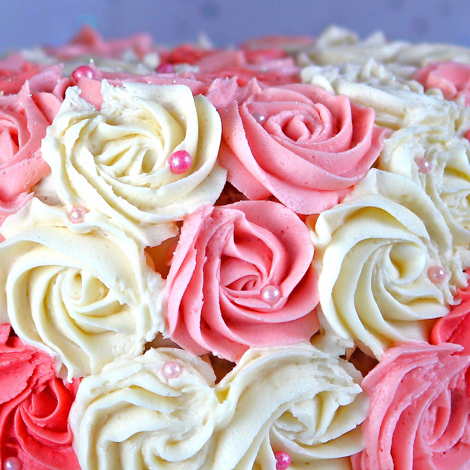 Best Vanilla Sponge Birthday Cake Recipe