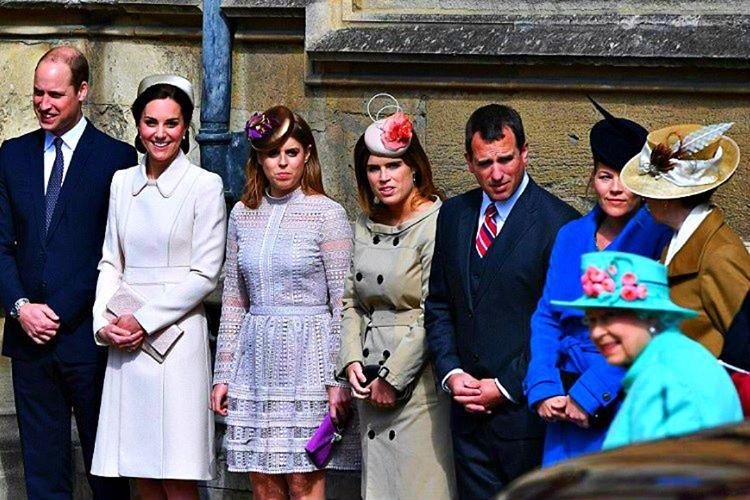 Günlük hayatta sıkça telafuz edilen bazı sözcüklerin kullanımı İngiltere Kraliyet Ailesi için yasaktır.
