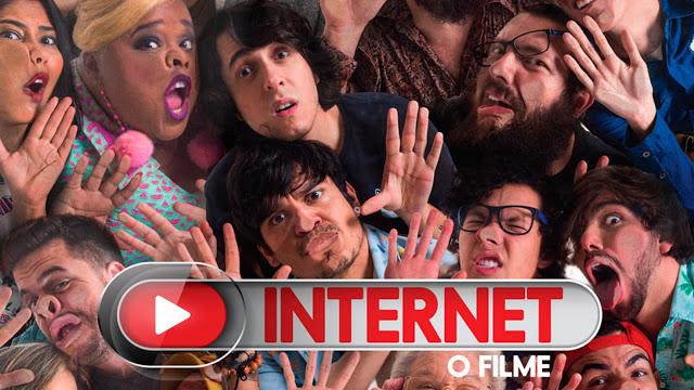 Internet - O Filme | Coletiva de Imprensa