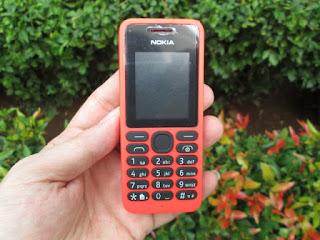 Hape Jadul Nokia 130 Seken Dual SIM Slot MicroSD Phonebook 500