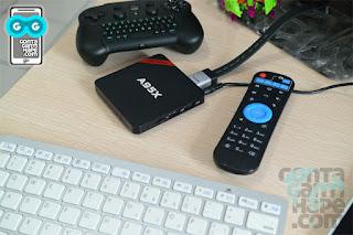 aku terbiasa alias terpaksa membiasakan diri menonton  Review Nexbox A95X, Sekarang Zamannya Android TV Box