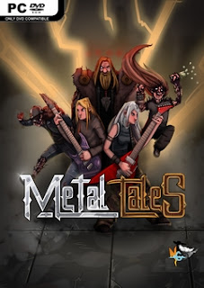 Download Metal Tales Fury of the Guitar Gods PC Game