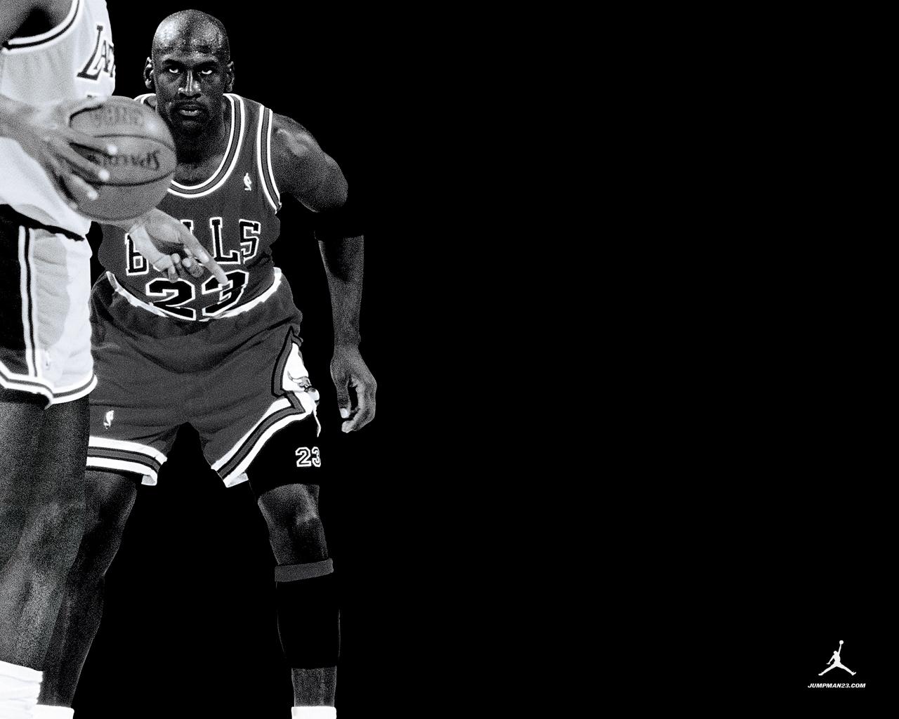 Michael Jordan New Home