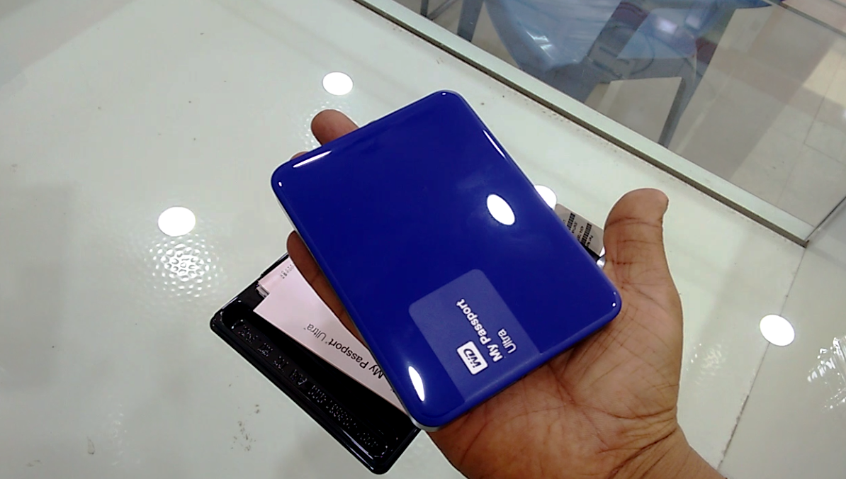 Learn New Things: 1TB WD Portable External Hard Disk Price