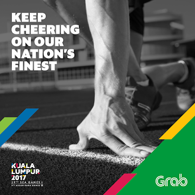 Grab Promo Code Malaysia ASEAN Para Games