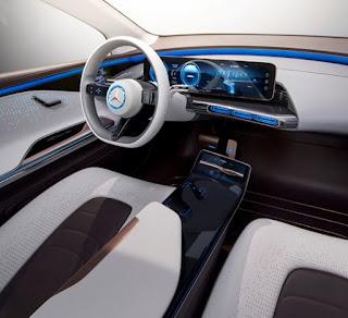 Mercedes-Benz EQ Performance:  Power: 300.0 kW/ 408.0 bhp