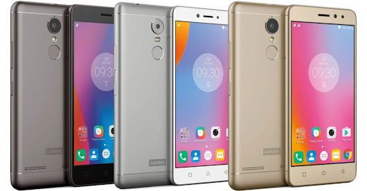Lenovo K6 Note (4GB | 32GB)