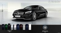 Mercedes S500 4MATIC Coupe 2015 màu Đen Obsidian 197