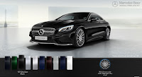 Mercedes S500 4MATIC Coupe 2017 màu Đen Obsidian 197