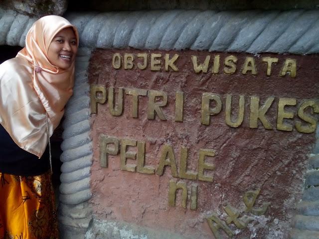 Objek Wsata Putri Pukes Takengon Aceh Tengah