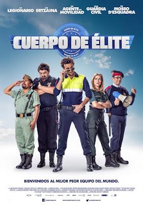 Cuerpo De Élite 2016 DVD R2 PAL Spanish