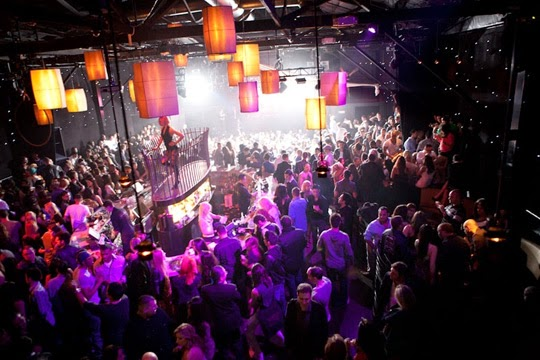 Balada Playhouse NightClub Los Angeles
