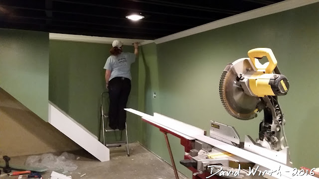finishing touches, basement how to, remodel