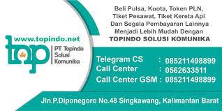 Distributor pulsa murah MARTAPURA