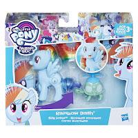 My Little Pony Rainbow Dash Silly Looks Brushable