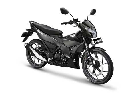 Spesifikasi dan Harga All New Suzuki Satria F150 Black Predator