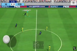 Download PES 2019 v2.3.3 Mobile 2018 Full Kits 2018/2019 Apk Obb for Android