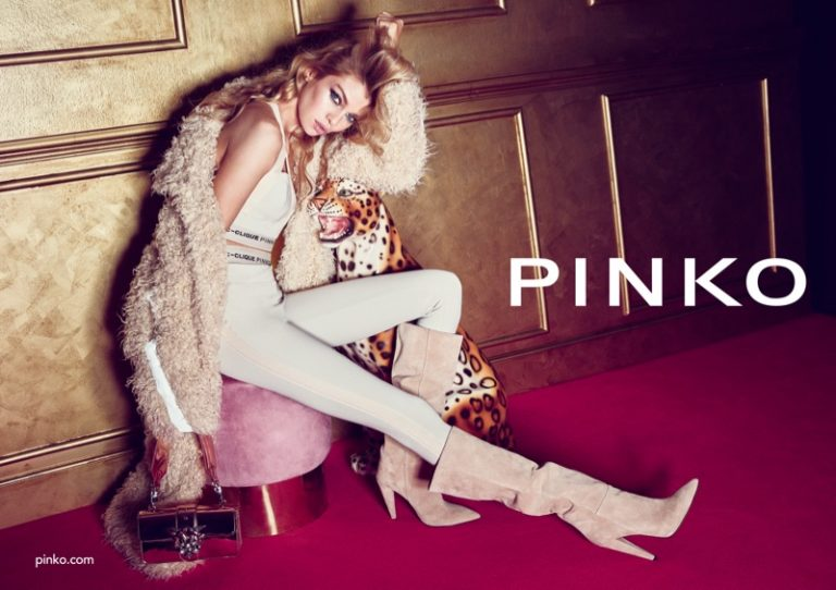 Pinko Fall Winter 2018 Campaign