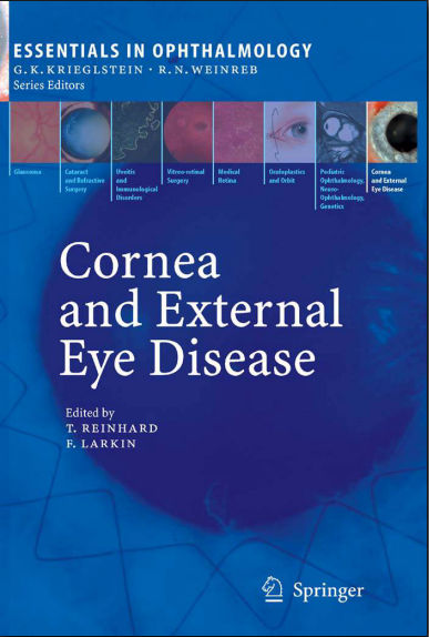 Cornea and External Eye Disease (Essentials in Ophthalmology) PDF (Dec 21, 2005)