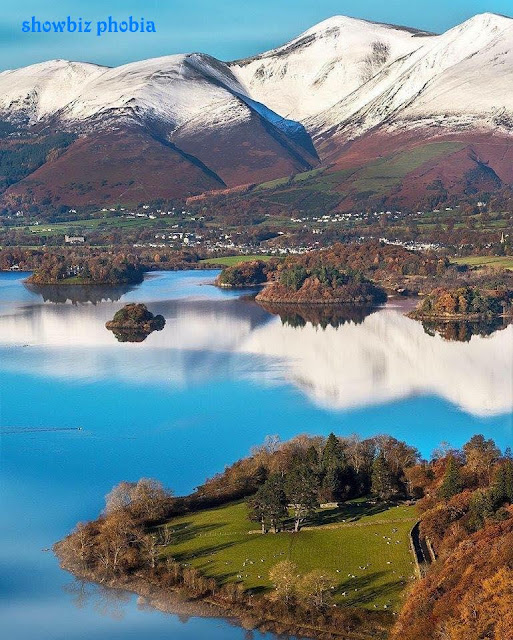 Lake District  Cumbria  England