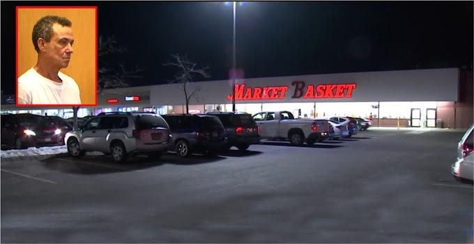 Un dominicano acusado por intento de estrangulamiento y secuestro a una mujer en supermercado de Massachusetts