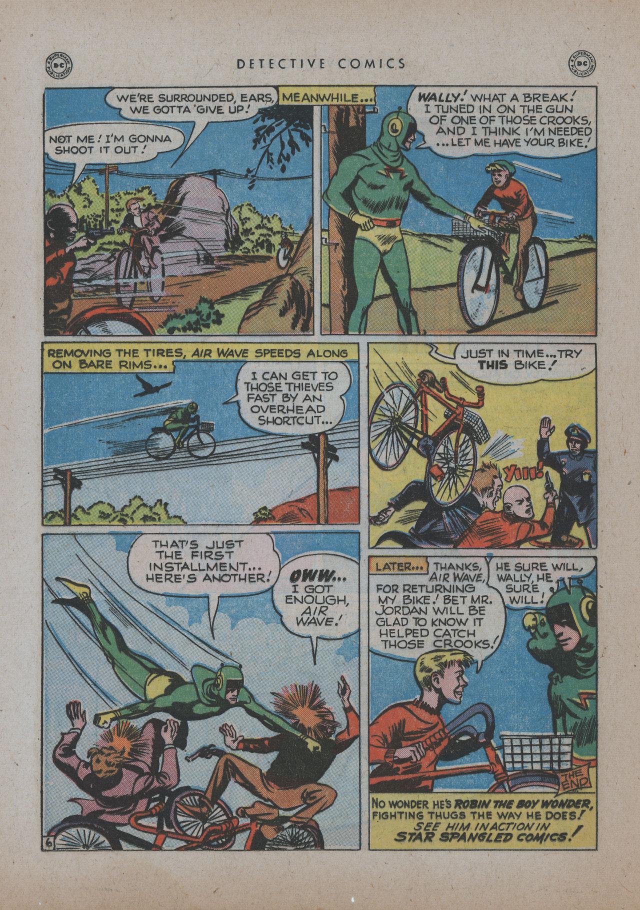 Read online Detective Comics (1937) comic -  Issue #137 - 22