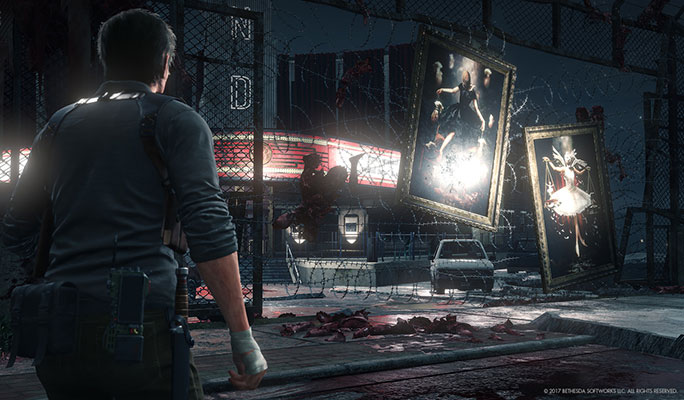 Download Game PC The Evil Within 2 Full Version