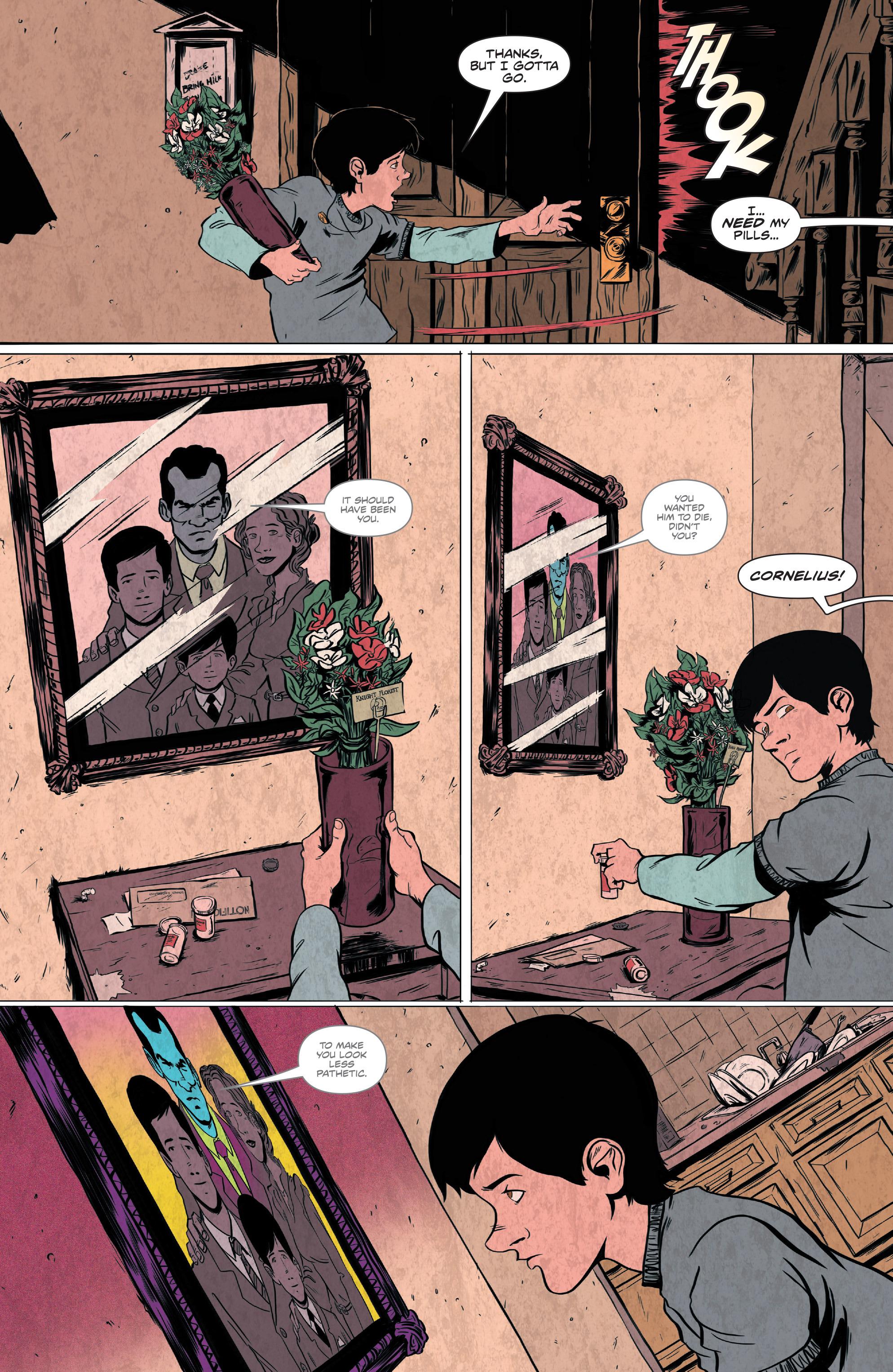 Read online Translucid comic -  Issue #4 - 16