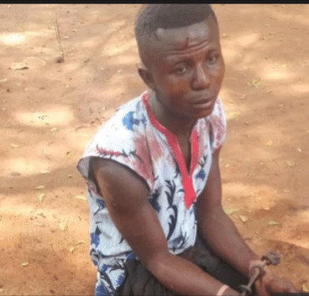 19-year-old Teenager Caught With Fresh Human Genital, Fingers, Others  In Anambra State
