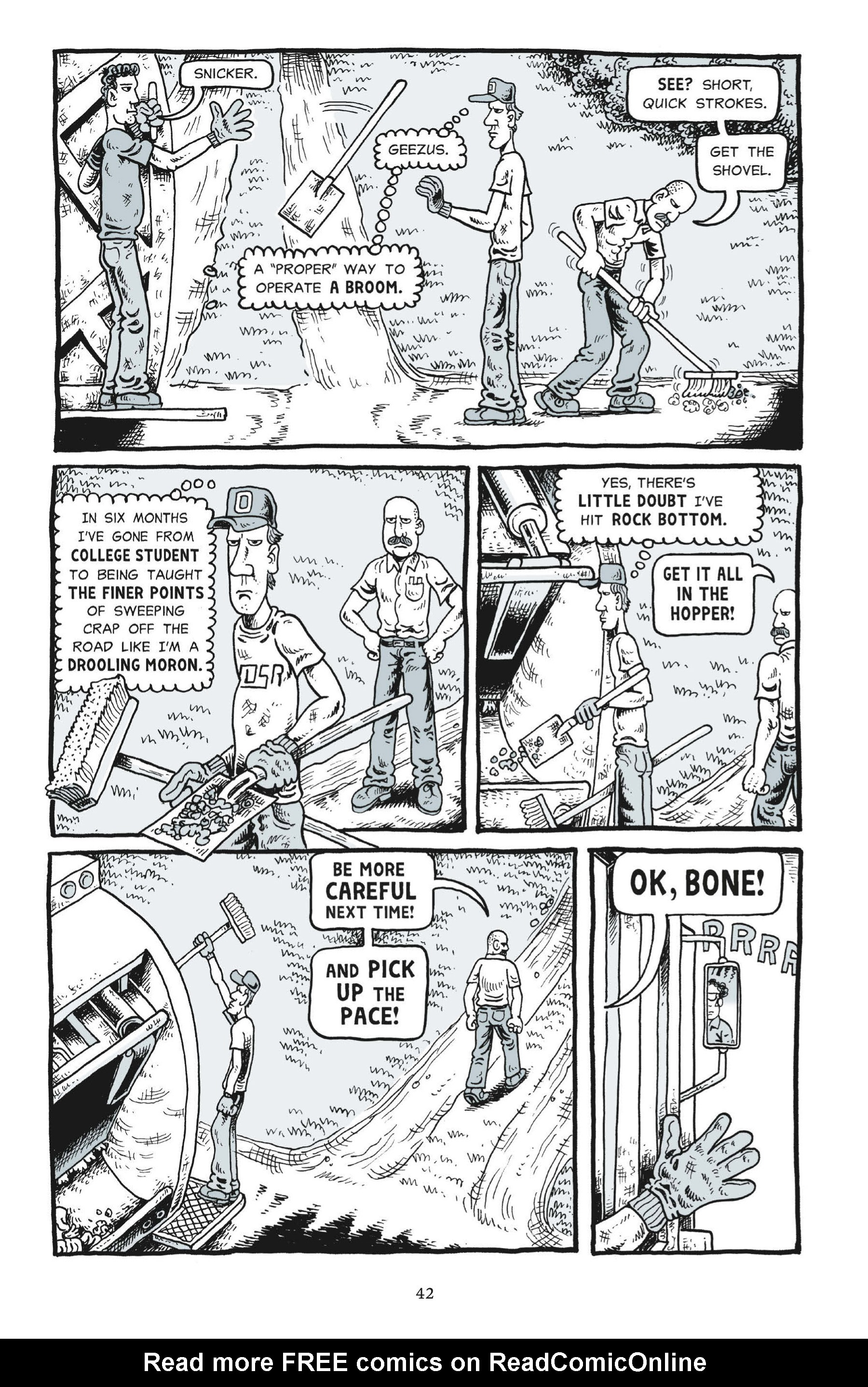 Read online Trashed comic -  Issue # Full - 43